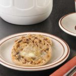 Cinnamon Raisin English Muffin