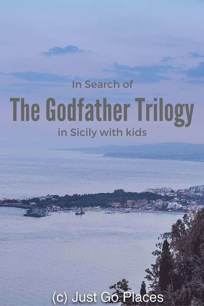 In search of the Godfather Trilogy with the kids in Sicily