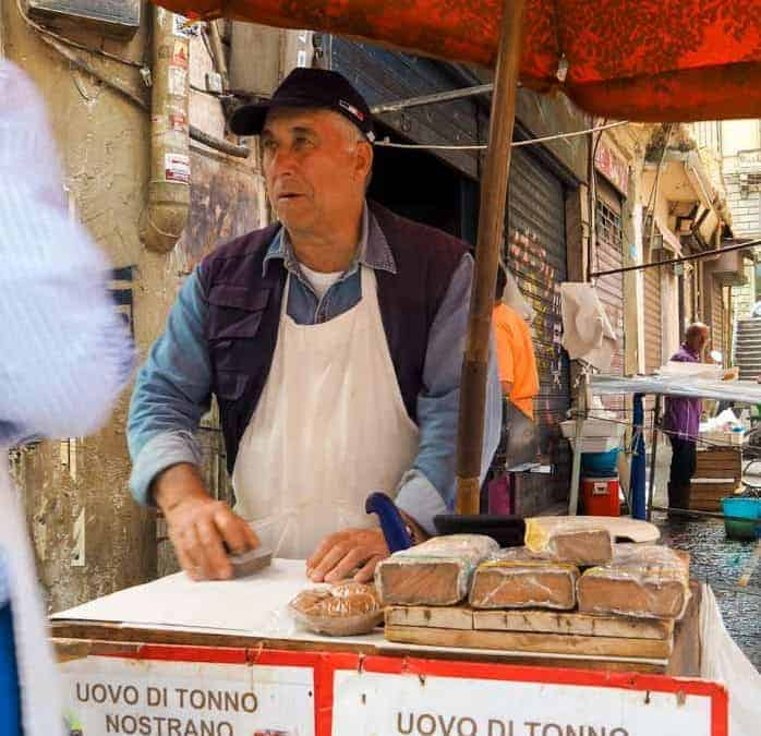 Exploring Sicilian Street Food in Palermo With Children