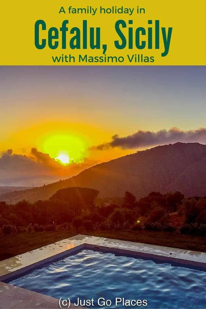 A Family Holiday in Sicily with Massimo Villas