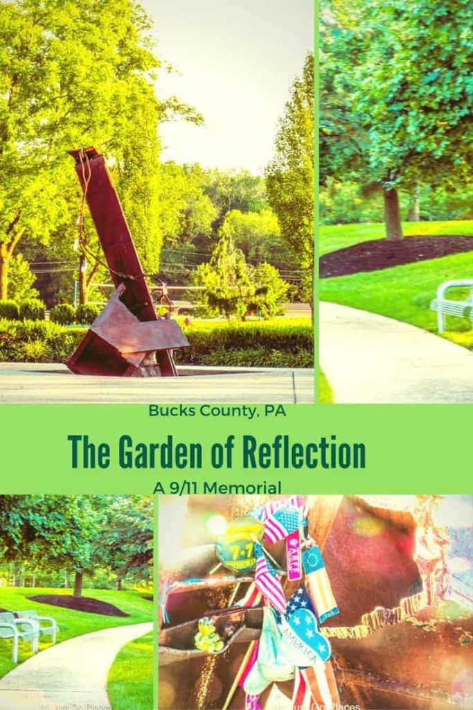The Garden of Reflection, Lower Makefield, Pennsylvania
