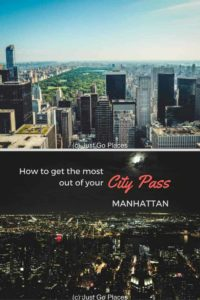 the best way to use city pass in New York city