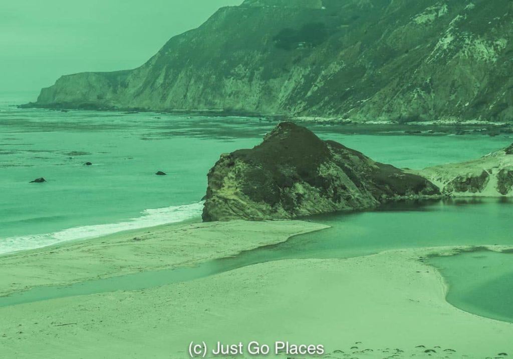 Pacific Coast Highway road trip through Big Sur