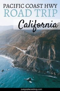 Heading to California? Check out this post, you'll find all you need to know to plan the perfect Pacific Coast Highway Road trip through Big Sur with a California road trip itinerary. A PCH road trip is always a great idea! #BigSur #PacificCoastHighway #PacificCoast #PacificCoasthwy #California