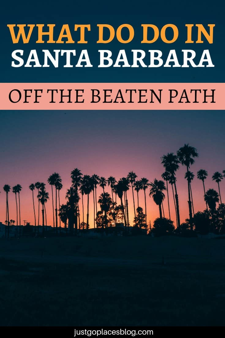 Wondering how to spend 1 day in Santa Barbara off the beaten path? Explore Santa Barbara with kids (or without) and see a different side of it! The Santa Barbara Funk Zone is artsy and has great vibes, and you you should include it in the things to do in Santa Barbara for your family trip! #SantaBarbara #California #artsy