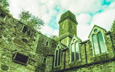 Memorable Stories and Ghosts Haunt Bodmin Jail in Cornwall