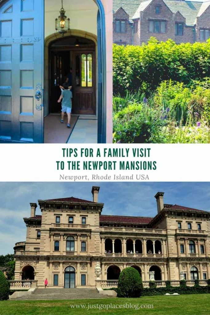 Tips for a family visit to the Newport Mansions