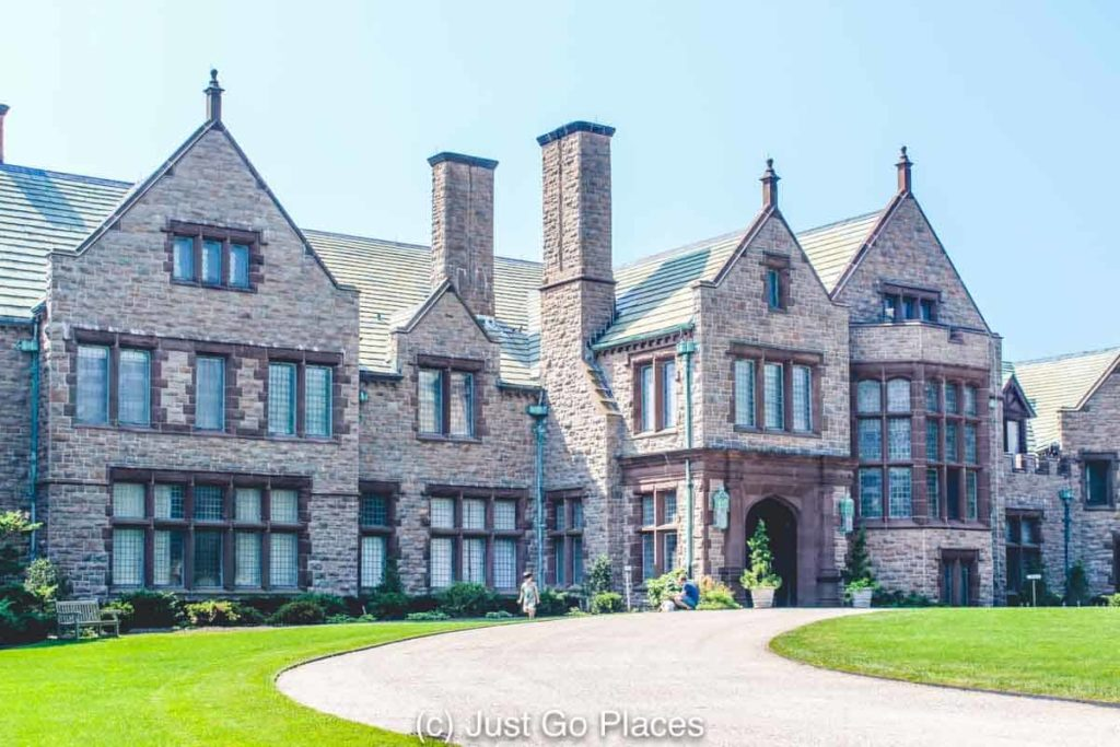 The Doris Duke Legacy at Rough Point Mansion in Newport Rhode Island