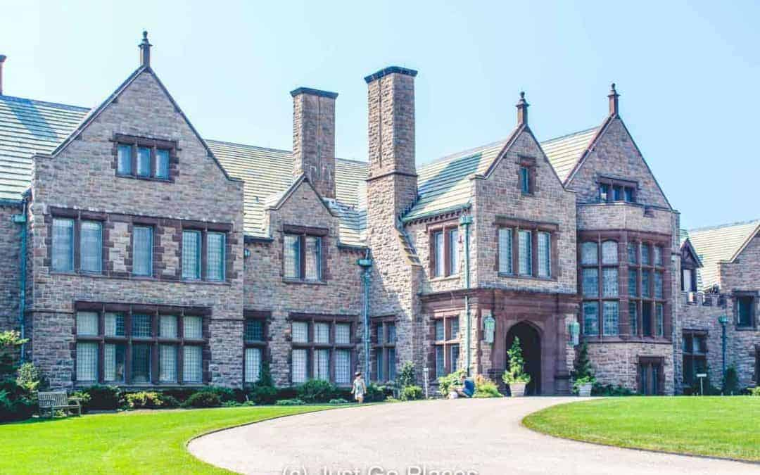 The Doris Duke Legacy at Rough Point Mansion in Newport