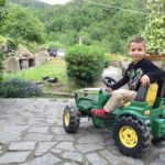 family getaways at a B&B in the cinque terre