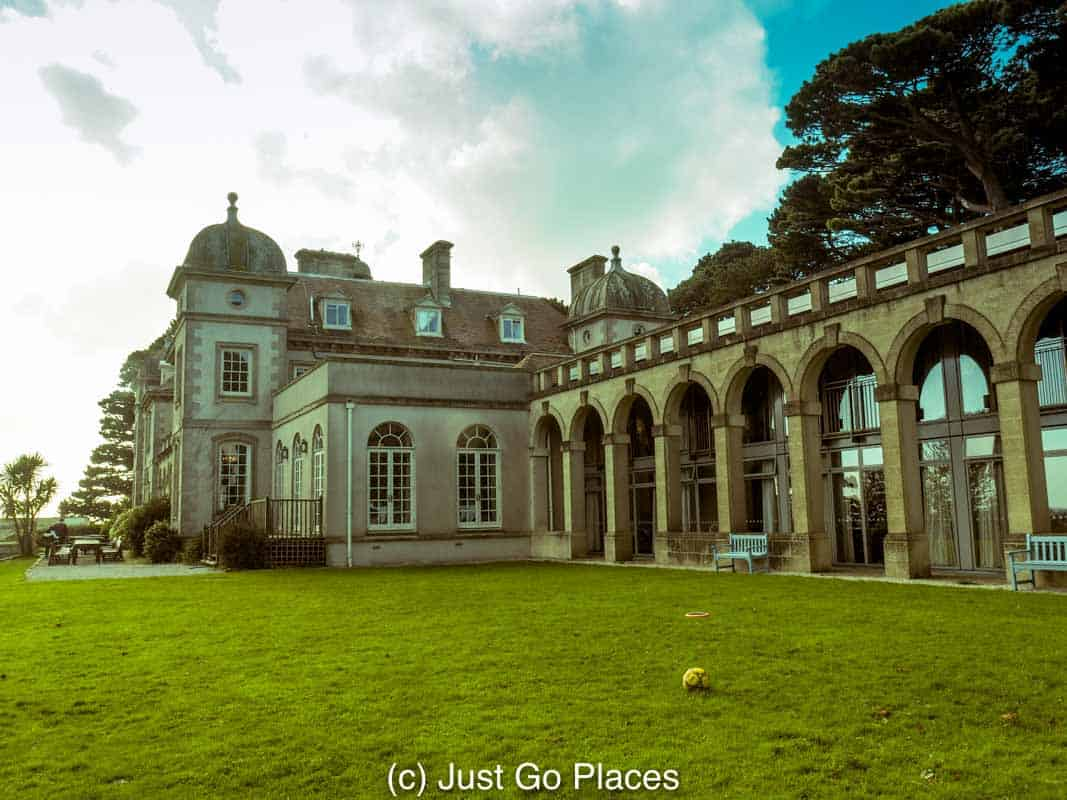 Fowey Hall Hotel in Cornwall
