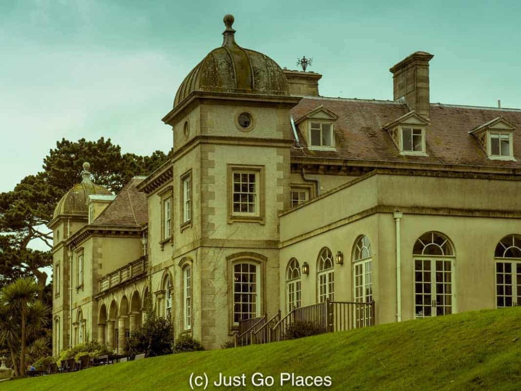 Fowey Hall a luxury family hotel in Cornwall