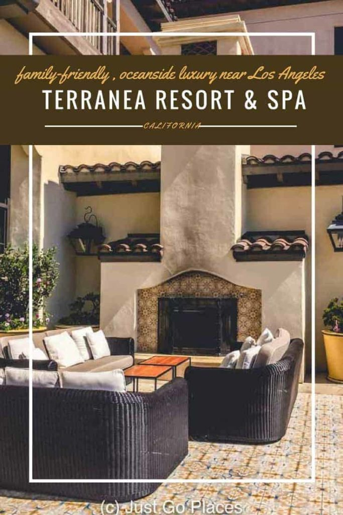 luxury hotel Terranea Los Angeles California