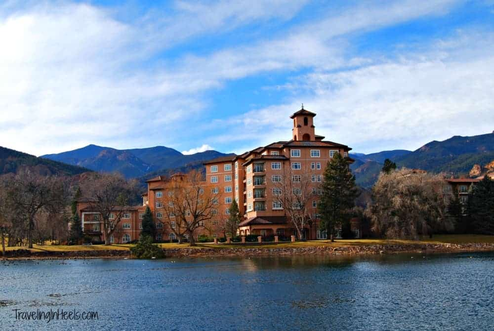 the Broadmoor colorado Springs colorado