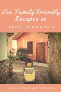 Family Getaways in Europe