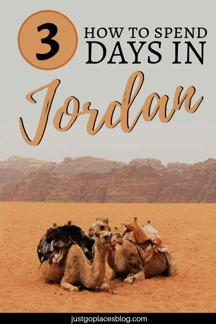Jordan is an incredible country to visit, even if you have limited time? Discover the 12 best things to do in Jordan if you only have 3 days in Jordan. In your 3 days Jordan itinerary you need to include the best places to visit in Jordan - Petra, Amman, the Dead Sea, and more...check them out! #Jordan #middleeast #itinerary #petra #travelitinerary