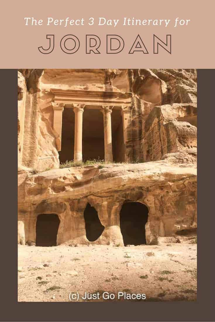 Must see places to visit in Jordan
