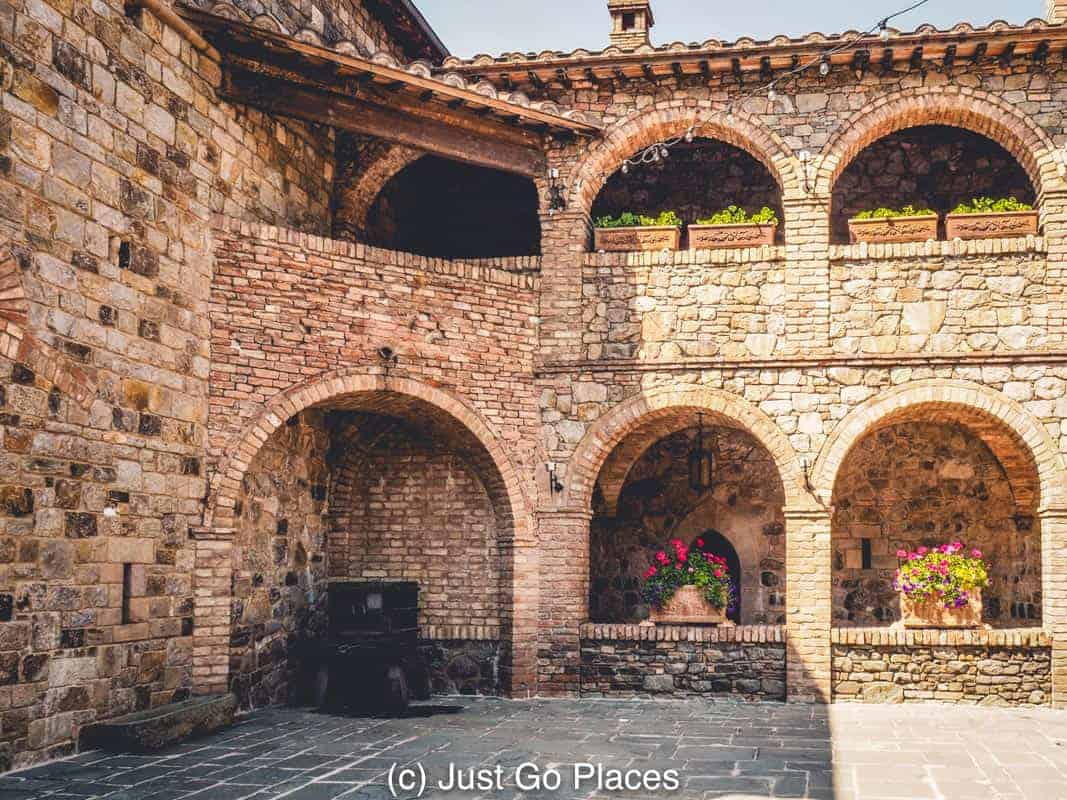 Visiting Castello di Amorosa, A Family Friendly Vineyard in Napa Valley in California