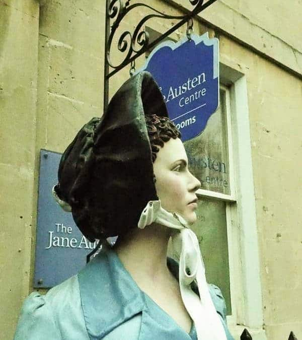 Visiting Jane Austen's Bath with Kids on a Free Literary Walking Tour