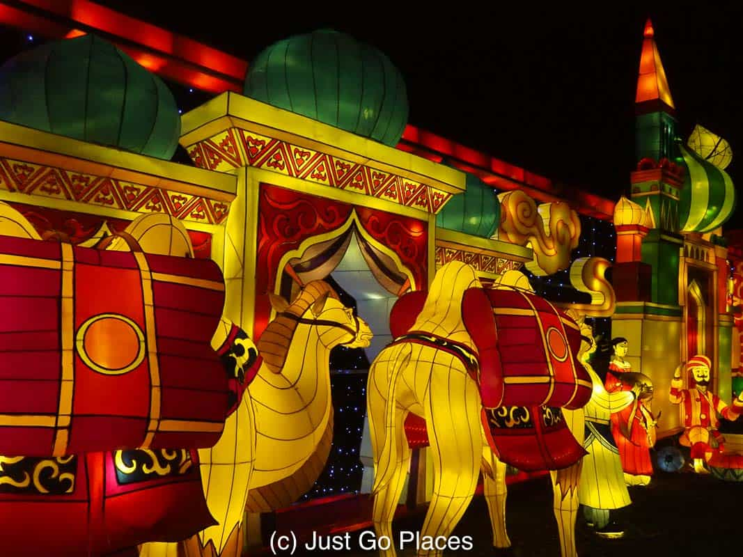 The Magical Lantern Festival, A Chinese Light Festival in London