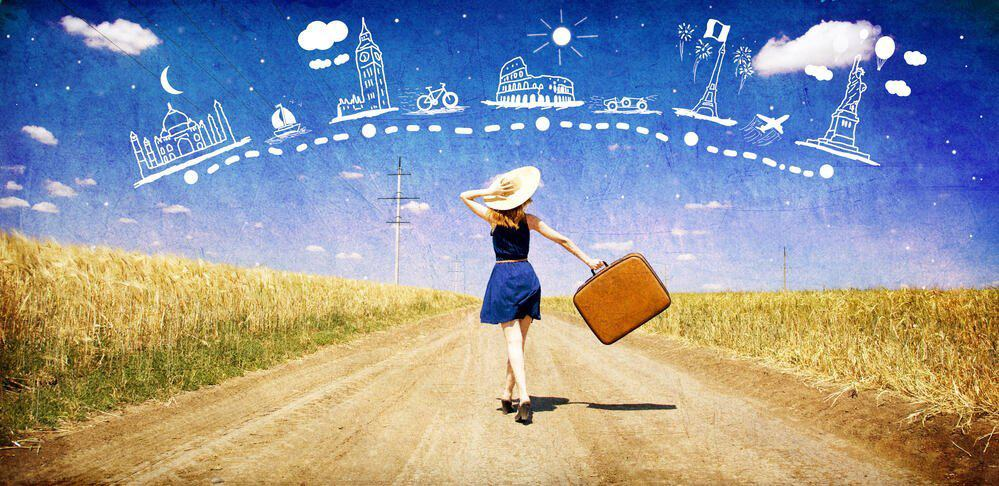 Introducing 1001 Travel Tales Podcast, Travel Stories from Seasoned Travellers