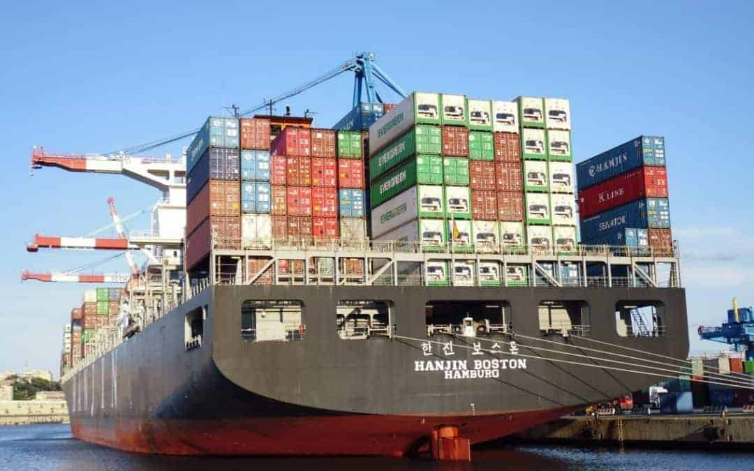 Podcast Show Notes: All You Need To Know About Cargo Ship Travel