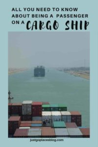All You Need To Know About Cargo Ship Travel