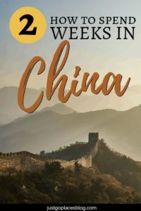 If you're heading to China, get prepared to be surprised. From the pandas in Chengdu to the terracotta warriors in Xi'An, to the city of Beijing and the gorgeous landscapes of Guilin/Yangshuo, this two weeks in China itinerary will show you the best that China has to offer. Find out all you need to know to plan the perfect 2 weeks in China with kids (or without!). #china #itinerary #chinatravel #beijing #xian #guilin #chengdu