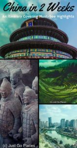 A Two Week Highlights of China Itinerary for a Luxury China Tour