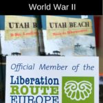 Follow the path of the Allied Forces In Europe During World War II