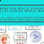 The Liberation Route Europe of the Allies in WW2