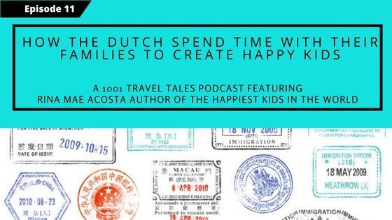 The Dutch believe in the importance of family time