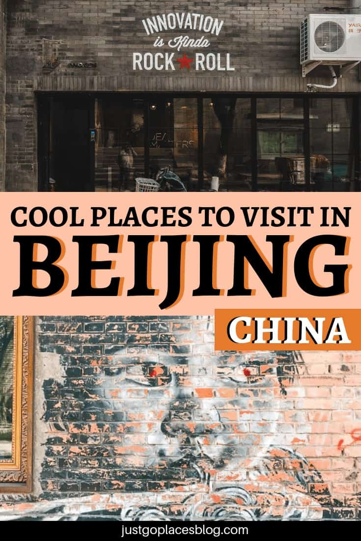 Beijing was such a surprise! There were times that we didn't know if we were in Beijing or Brooklyn. Read this Beijing travel guide to the coolest things to do in Beijing, China and Beijing off the beaten path. It included Beijing travel tips for what to do in Beijing - you won't forget this city easily! #beijing #china #traveltips #coolstuff #coolstrange
