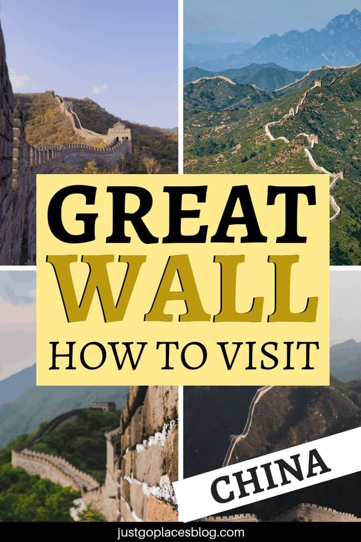 When you visit Beijing, you really have to visit the Great Wall of China, a UNESCO World Heritage site. Along with 50 million other people who visit annually, you will need to make this pilgrimage to one of the greatest man-made structures ever built. Check out a few tips for visiting the Great Wall + cool facts about great wall of China. #greatwall #china #travelwithkids #beijing #unescosite