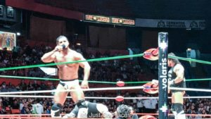 Mexico City Lucha Libre Match