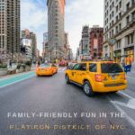 Family-Friendly NoMad Neighborhood and Flatiron District NYC