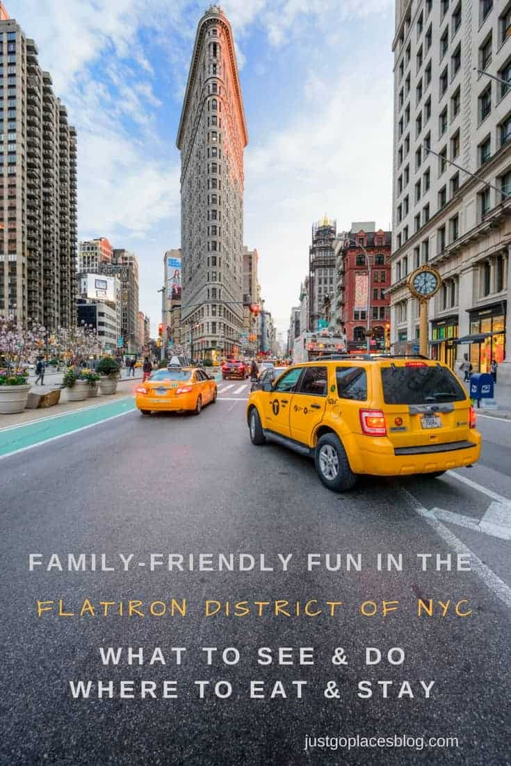 Family friendly nomad neighborhood and flatiron district nyc for Family things to do in nyc