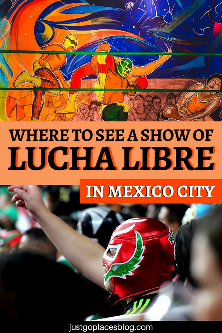 Watching Mexican Wrestling or Lucha Libre in Mexico City with kids is a fun experience that lets you enjoy some local popular culture. Discover where to watch a Lucha Libre show in Mexico City, what to expect, and a few tips for bringing your kids. #LuchaLibre #méxico #mexicocity #wrestling
