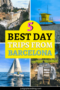 Montserrat, Costa Brava, and a few more ideas for things to do in Barcelona and around: discover the best day trips from Barcelona, Spain. These Barcelona day are absolutely kid-friendly and a lot of fun! #barcelona #costabrava #montserrat #spain #daytrips