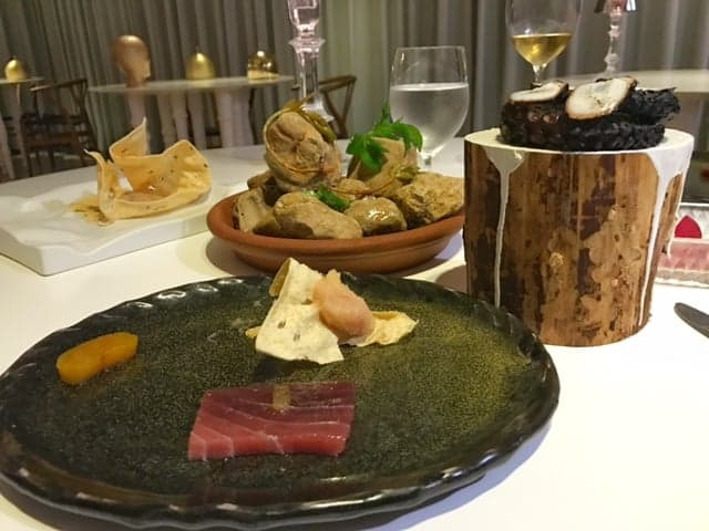 The Amazing Three Michelin-Starred Restaurante Quique Dacosta in Denia Alicante | Quique Dacosta Menu | Quique DAcosta Valencia