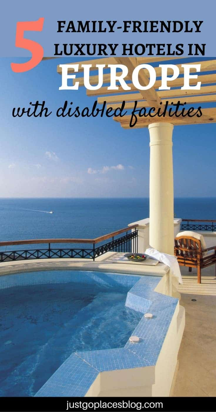 hotels with disabled facilities | holidays for the