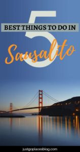 Next time you're in San Francisco or the Bay Area, what about going on a Sausalito day trip with the family? Right over the bay from San Francisco, this town offers plenty to do including checking out the Sausalito houseboats and going wine tasting. Discover 5 fun things to do in Sausalito on this mini Sausalito guide (which includes tips for where to eat in Sausalito with kids), and check out why this town is the perfect escape from San Francisco. #sausalito #bayarea #sanfrancisco #daytrip