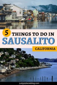 Discover 5 Fun things to do in Sausalito California, which is right over the bay from San Francisco. This what to do in Sausalito guide includes suggestions on where to eat in Sausalito with kids and Sausalito tips for spending a great Sausalito day trip with the family. #sausalito #california #sanfrancisco