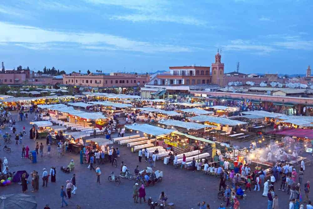 Best Places to Go in Marrakesh