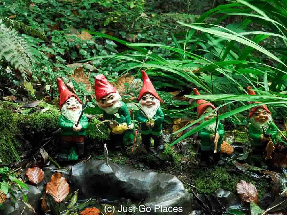 Gnome village | gnome Ann |  gnome reserve | family days out in North Devon | gnome sweet gnome| gnome reserve Devon | gnome world Devon
