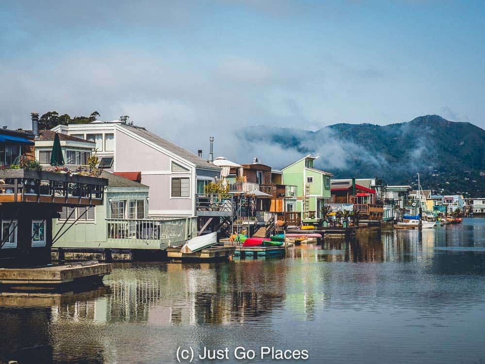 Sausalito Houseboat Tour