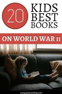 Read on for a compilation of the best books for kids about war. This reading list of the top 20 books about World War will help your kids understand the horrors of the war and the history of the world. #booksforkids #booksforchildren #books