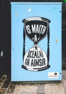 Mad About Street Art in Cork City in Ireland