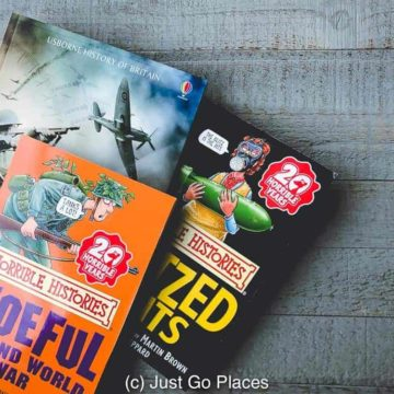 Read Before You Visit: The 15 Best War Books For Kids To Understand World War II Sites | World War 2 Books For Middle School Kids