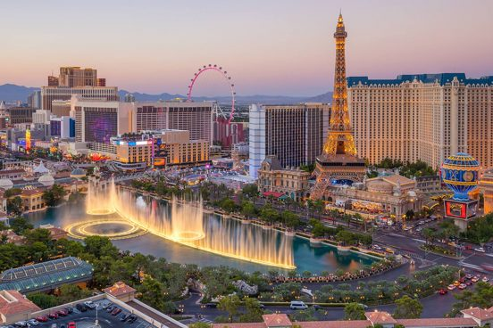 Luxe 5 Star Hotels in Las Vegas For Backpacker Hostel Prices